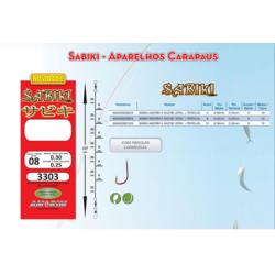 Montagem Carapaus Sabiki Amorim 3303