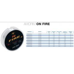 FIO ON FIRE AMORIM 150Mts