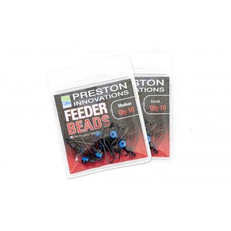 Destrocedor de correr preston feeder beads